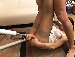 Amateur Brunette Chinese Dildo Fetish Fuck Masturbation Mature